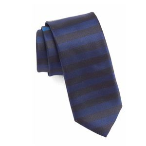 Hugo Boss Strip Silk Tie